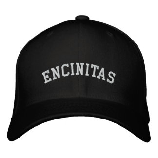 Encinitas Embroidered Hat