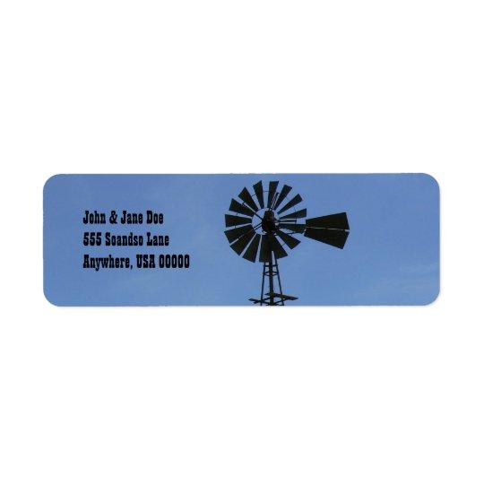 Encino, NM Windmill