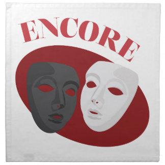 Encore Printed Napkins