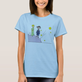 Encounter%20With%20Little%20Prince T-Shirt