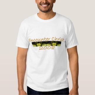 Encounter Christ 2008 2- Customized Tshirt