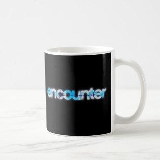 """Encounter Jesus """"All Things"""" Classic White Coffee Mug"""