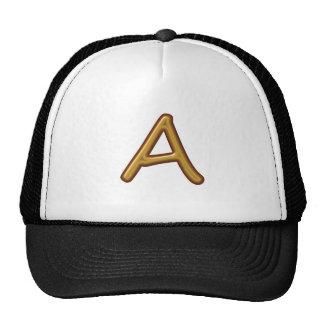 Encourage Excellence : Golden AAA Award Image Trucker Hat