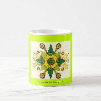 Encouragement - Basic Mug (light green)