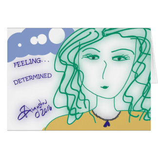 ENCOURAGEMENT CARD - HAND DRAWN