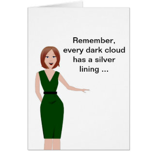 Encouragement - Sarcastic Card