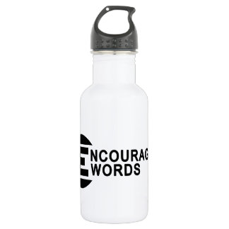 Encouraging Water Bottle