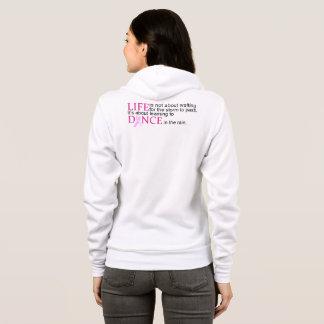 Encouraging Words Breast Cancer Awareness Hoodie