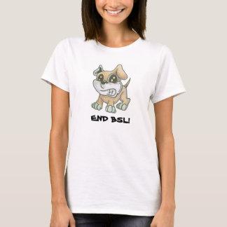END BSL! TeeeShirt TOWT Mascot Dog T-Shirt