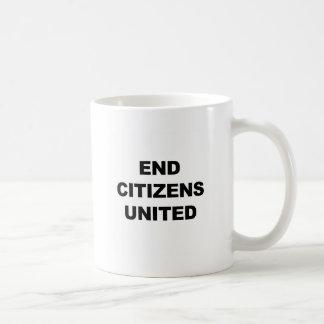 End Citizens United Coffee Mug
