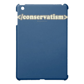 End conservatism 2 png case for the iPad mini