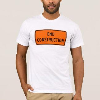 End Construction T-Shirt