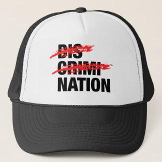 End Discrimination Trucker Hat