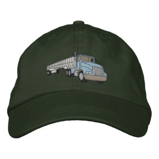 End Dump Embroidered Hat