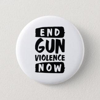 End Gun Violence Now 2 Inch Round Button