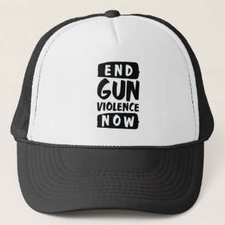 End Gun Violence Now Trucker Hat