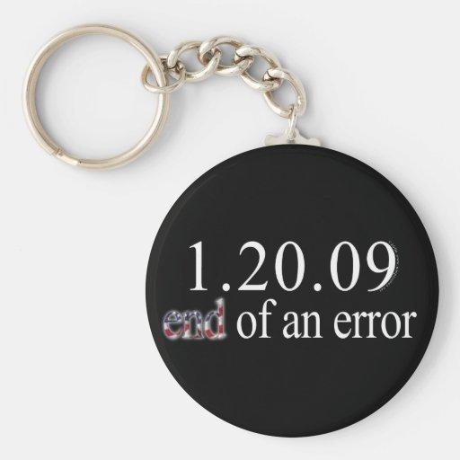 End of an Error - Keychain