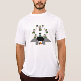 End of Capitalism - Penguin T-Shirt
