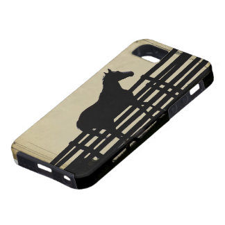 End of the day iPhone 5 Horse Farm Case