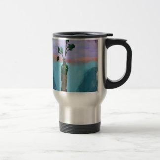 End of the day travel mug