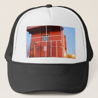 End of The Line Trucker Hat