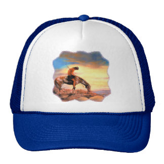 End of the Trail Hat