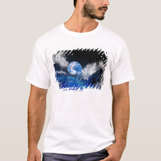 End of the World, conceptual computer artwork T-Shirt