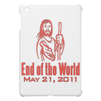 End of the World May 21, 2011 Case For The iPad Mini