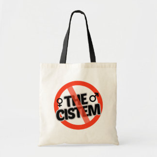 End the Cistem - -  Tote Bag