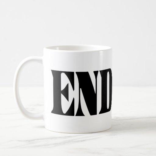 End The Fed Coffee/Tea Mug