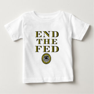 End The Fed Federal Reserve Tee Shirt
