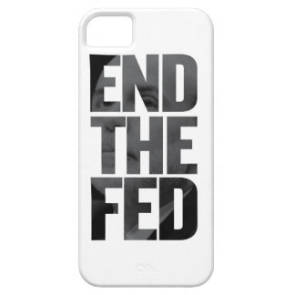 End The Fed iPhone 5 Cover