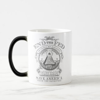 End the Fed Mug