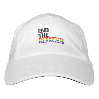 End the Silence - - LGBTQ Rights -  Hat