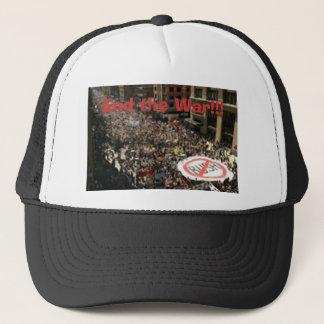 End the War Trucker Hat