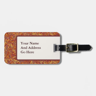 End-to-End Bacon Luggage Tag