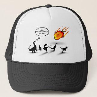 End Well Trucker Hat