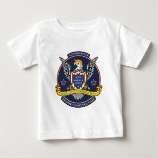 Endanger the Bald Ego Baby T-Shirt