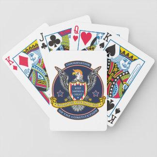 Endanger the Bald Ego Poker Deck