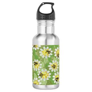 Endangered Bumblebees 532 Ml Water Bottle