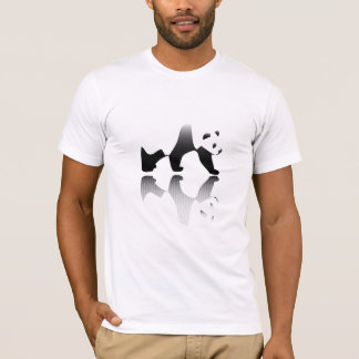 Endangered Panda Bear Picture T-Shirt
