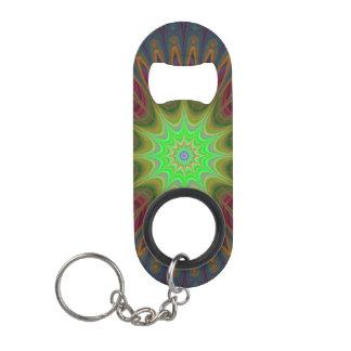 Endangered star mini bottle opener