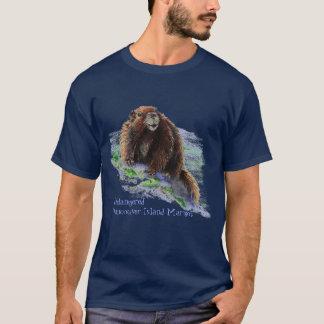 Endangered Vancouver Island Marmot T-Shirt