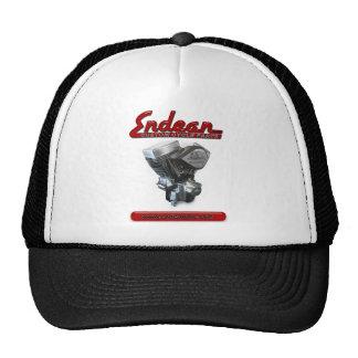 Endean Custom Cycles V Twin Logo Trucker Hat