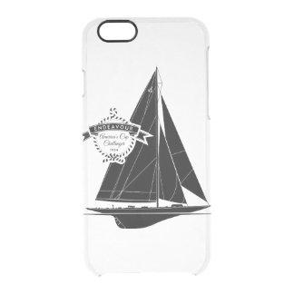 Endeavour Black Clear iPhone 6/6S Case
