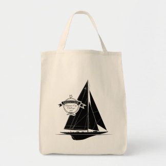 Endeavour Black Tote Bag