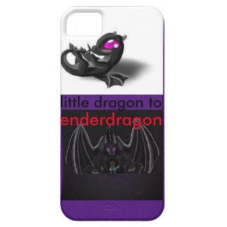 enderdragon iPhone 5 cover