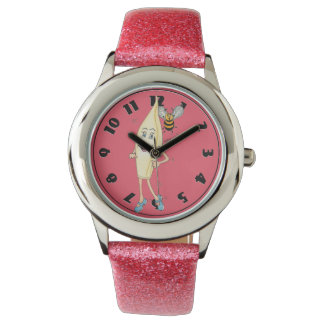 Endive Edna Pink Watch
