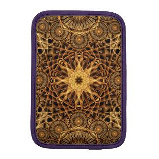 Endless Earth Mandala iPad Mini Sleeve