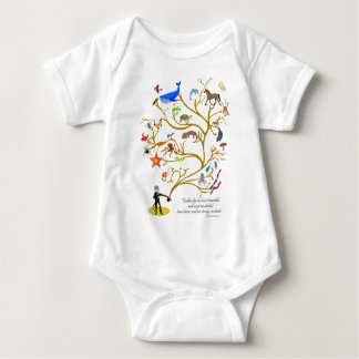 Endless Form Baby Bodysuit